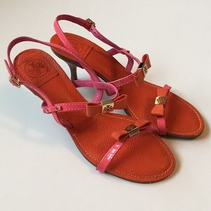 Tory Burch Kailey Heels Size 8M